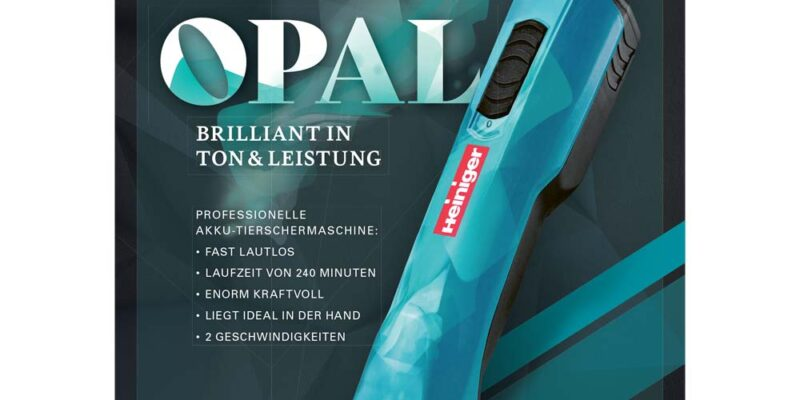 Heiniger Opal Akku- Schermaschine